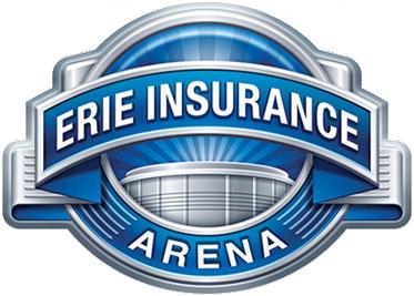 Erie Insurance Arena Logo